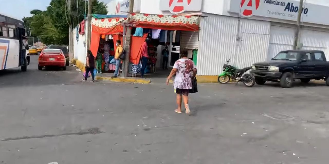 Atraco en Farmacia del Ahorro | El Imparcial de Oaxaca