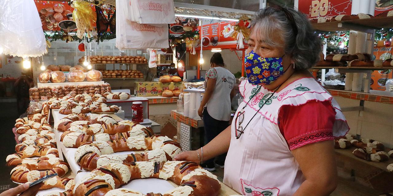 A la baja, venta de roscas de Reyes | El Imparcial de Oaxaca
