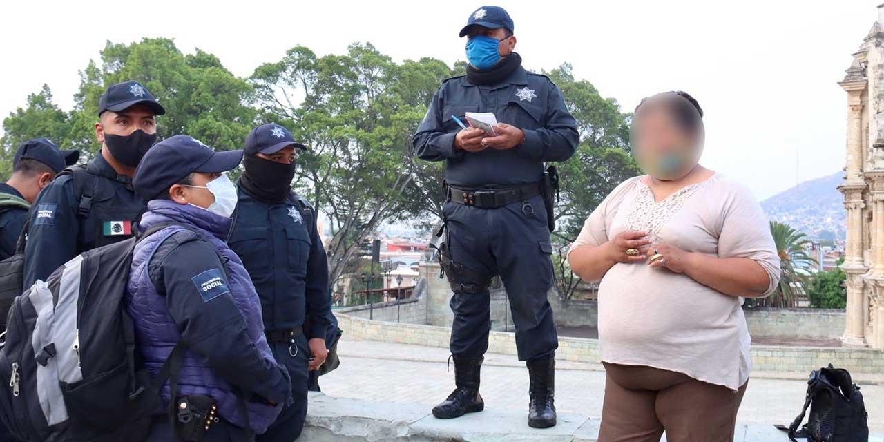 Merma Covid-19 a la policía municipal de Oaxaca   El Imparcial de Oaxaca