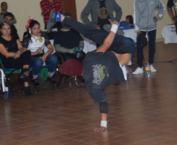 La Asociación de Baile y Danza Deportiva dirige sus pasos a Paris 2024