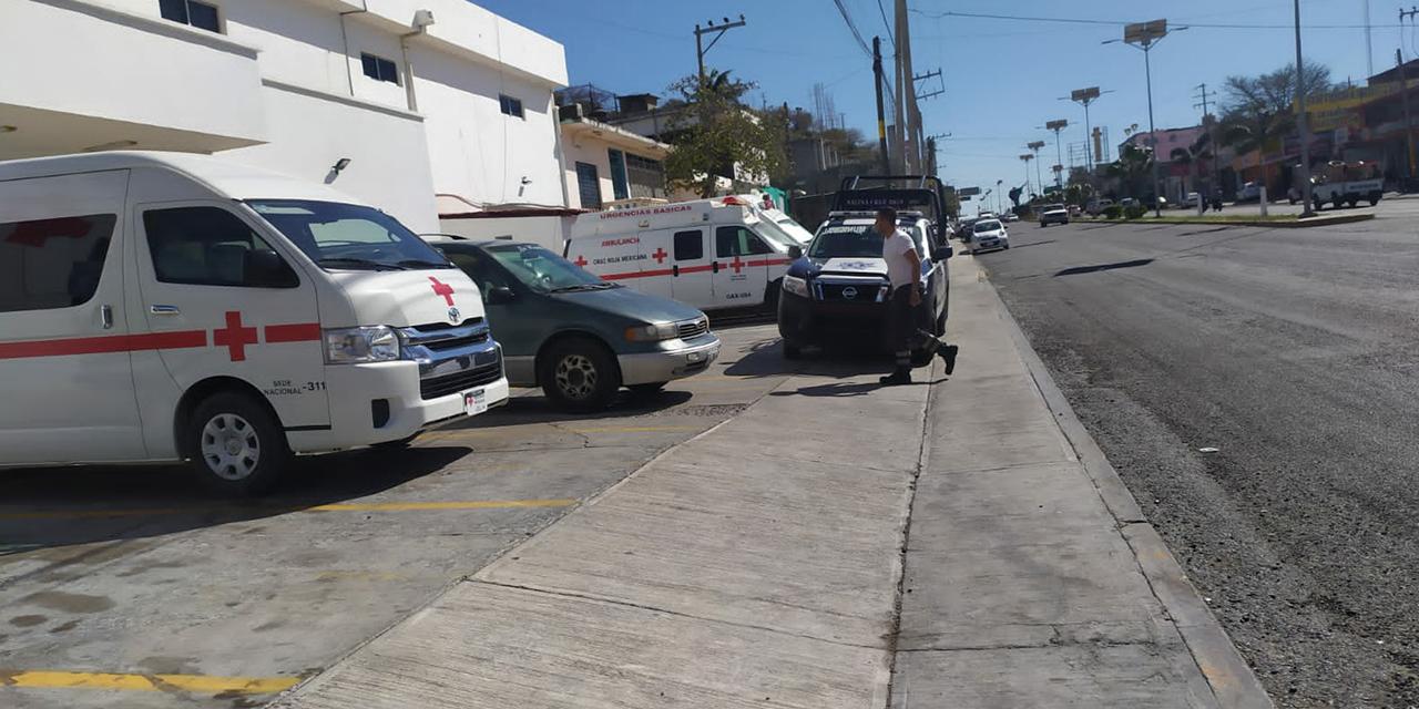 Hieren a mujer en asalto en Salina Cruz   El Imparcial de Oaxaca