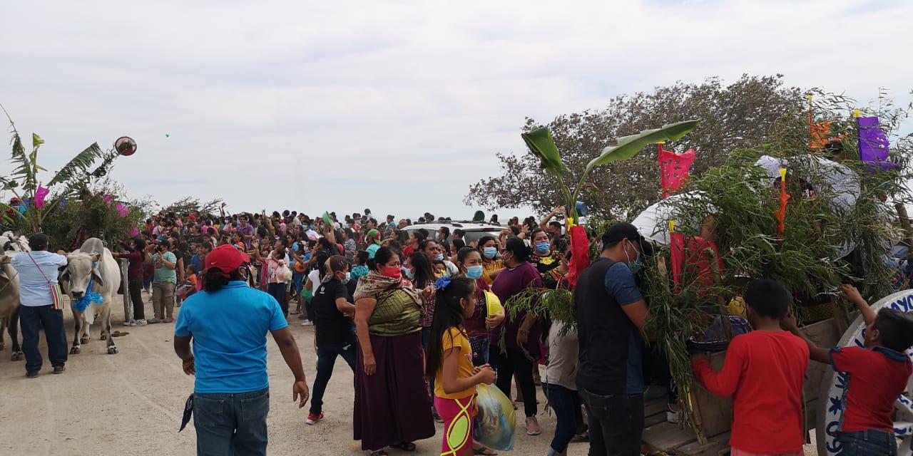 En Xadani es más grande la fe que el temor al Covid-19 | El Imparcial de Oaxaca