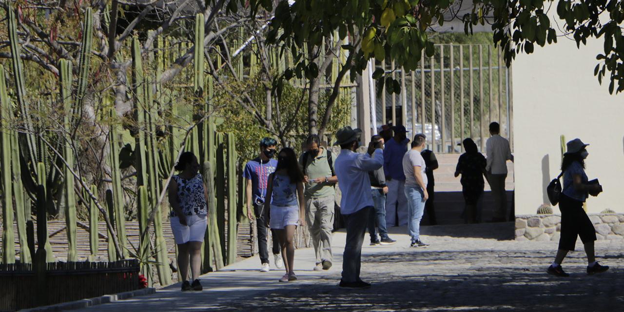 Mantiene Mitla estrictos protocolos con el turismo | El Imparcial de Oaxaca