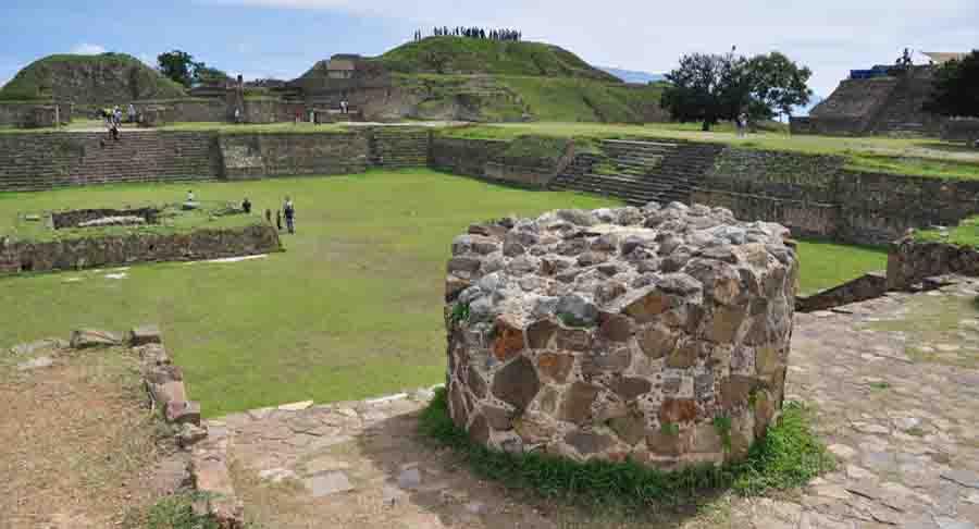 Celebrarán el 89 aniversario del  descubrimiento de la Tumba 7 | El Imparcial de Oaxaca