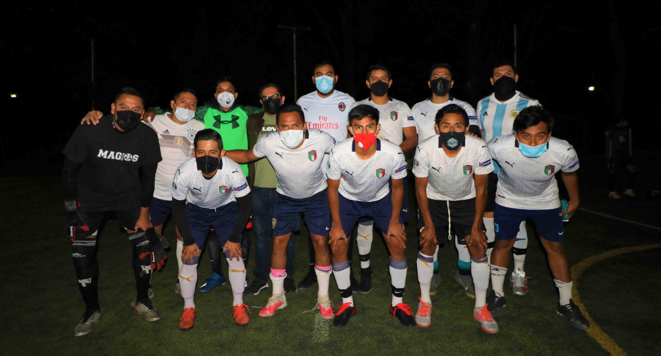 Magios campeón de  la liga 7 por goliza | El Imparcial de Oaxaca