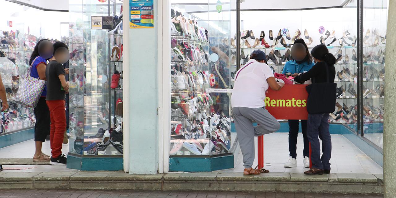Comerciantes de Oaxaca rechazan el cierre de empresas | El Imparcial de Oaxaca