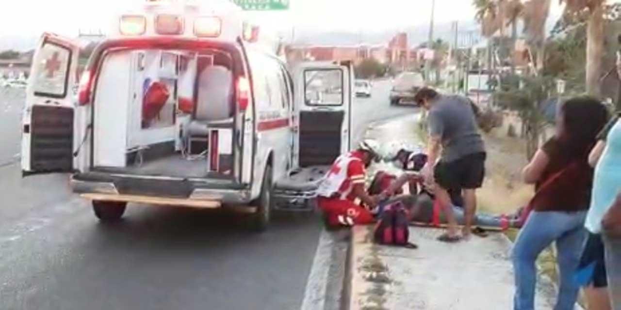 Arrollan a ciclista en Tehuantepec | El Imparcial de Oaxaca