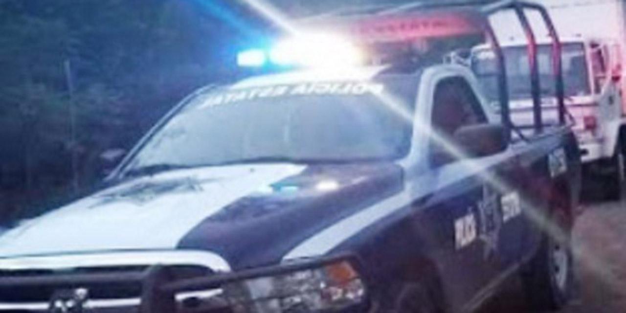 Atrapado con herramientas robadas | El Imparcial de Oaxaca