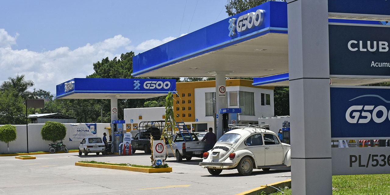 Sube la gasolina por precio internacional del petróleo: AEGO   El Imparcial de Oaxaca