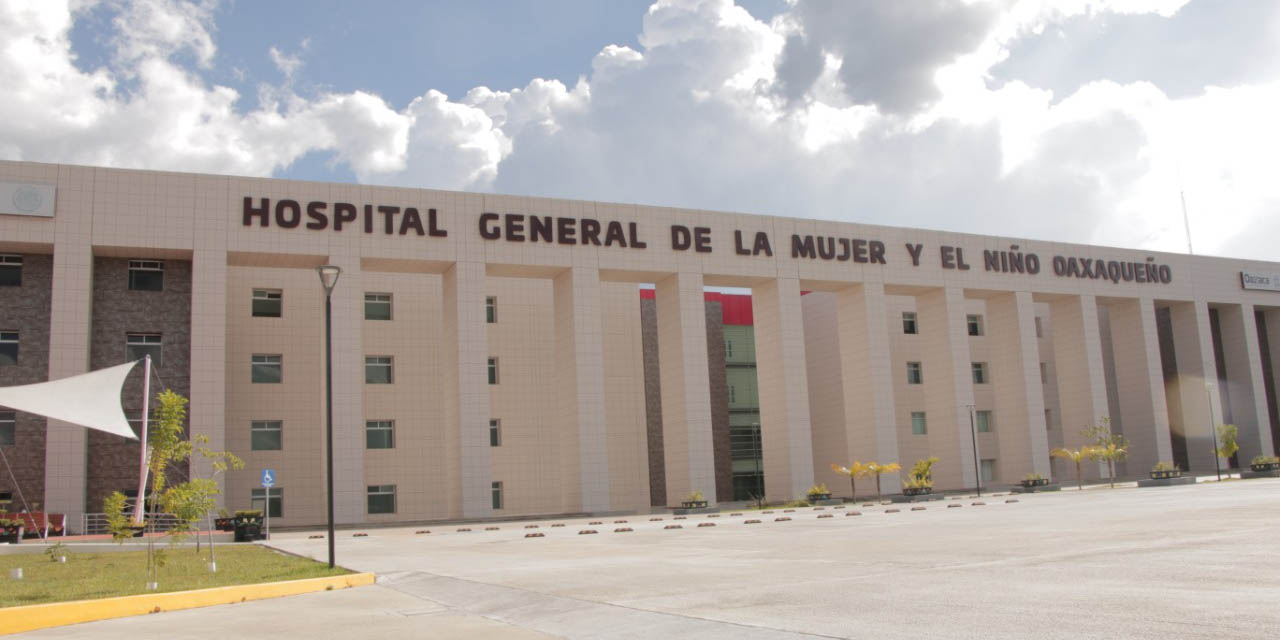Inminente traspaso del Hospital de la Mujer al ISSSTE | El Imparcial de Oaxaca