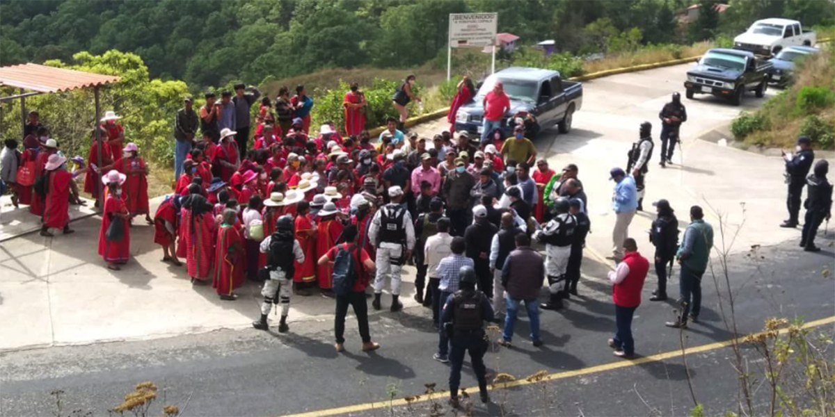 Acudirá la SEGOB a la zona Triqui   El Imparcial de Oaxaca