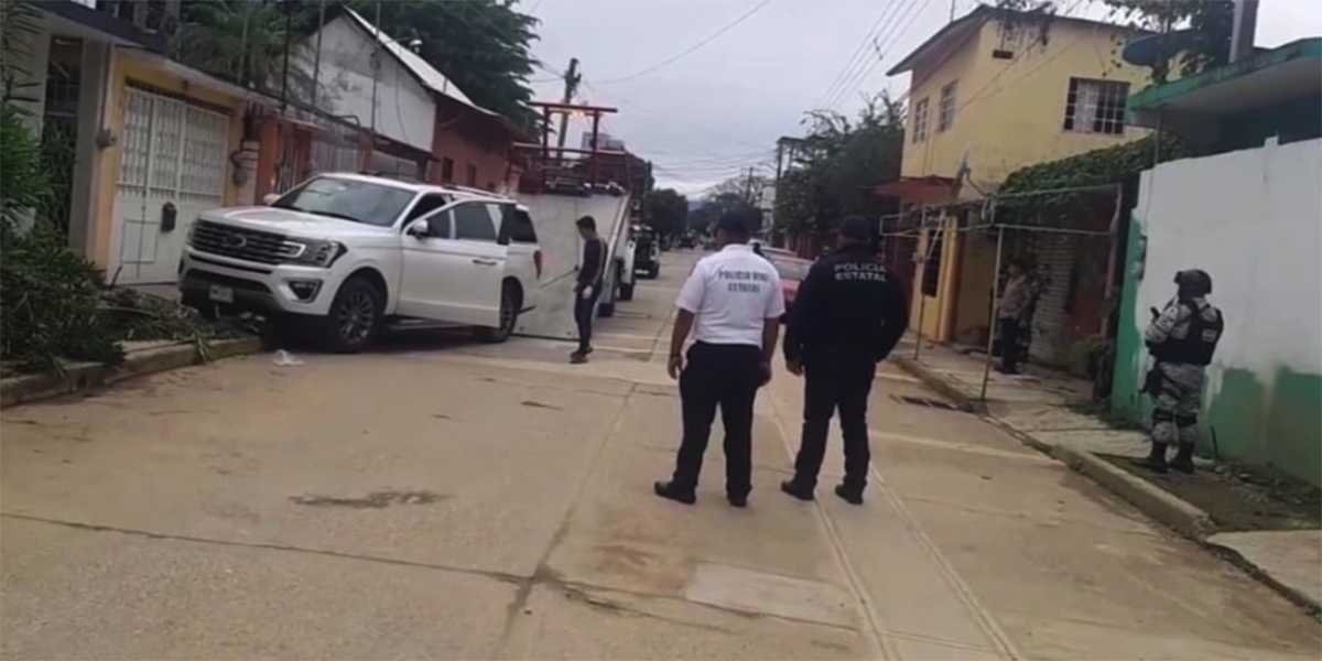 Reportan balaceras en Tuxtepec   El Imparcial de Oaxaca