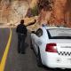 Reportan derrumbe en la carretera hacia el Istmo de Tehuantepec