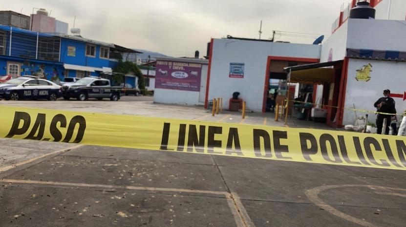 Acordona policía el mercado Víctor Bravo Ahuja por caja sospechosa | El Imparcial de Oaxaca