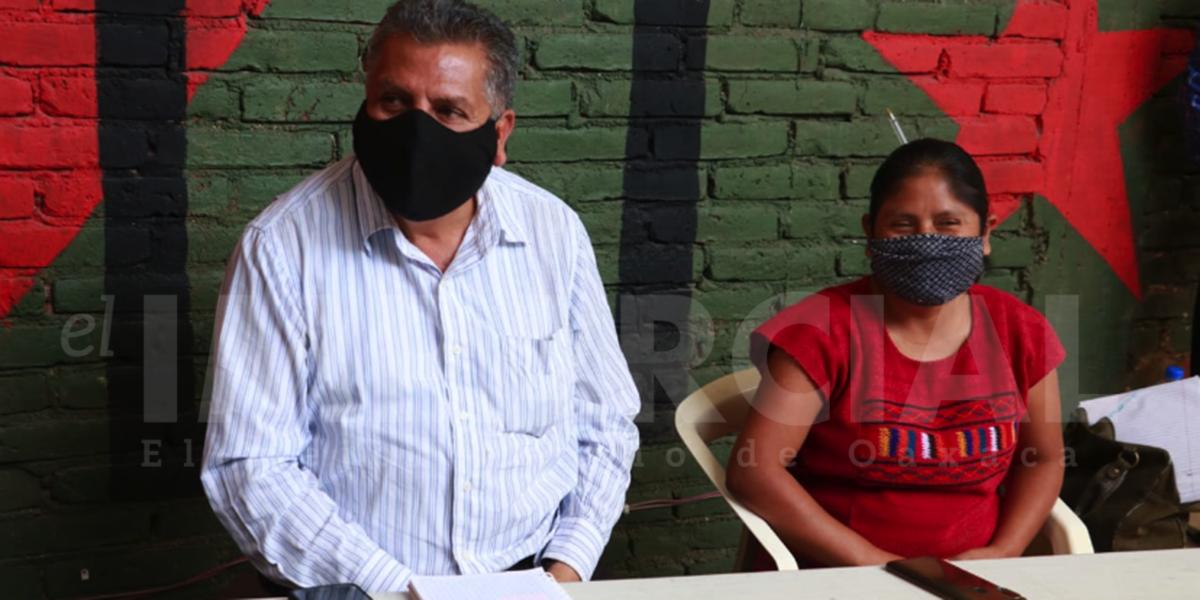 Anuncia MULT plantón representativo | El Imparcial de Oaxaca