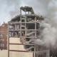 Explota edificio en el centro de Madrid, evacuan asilo de ancianos