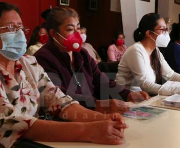 Habitantes de San Isidro, Zautla, denuncian corrupción y desvío de recursos de exautoridades 2019-2020