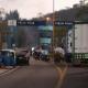 Piden salida del edil de Sola de Vega, pobladores bloquean la carreta Oaxaca Puerto Escondido