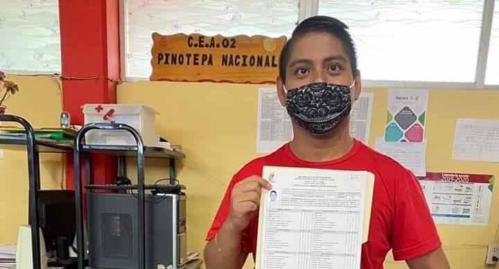 Jerónimo, muestra de lucha y esfuerzo | El Imparcial de Oaxaca