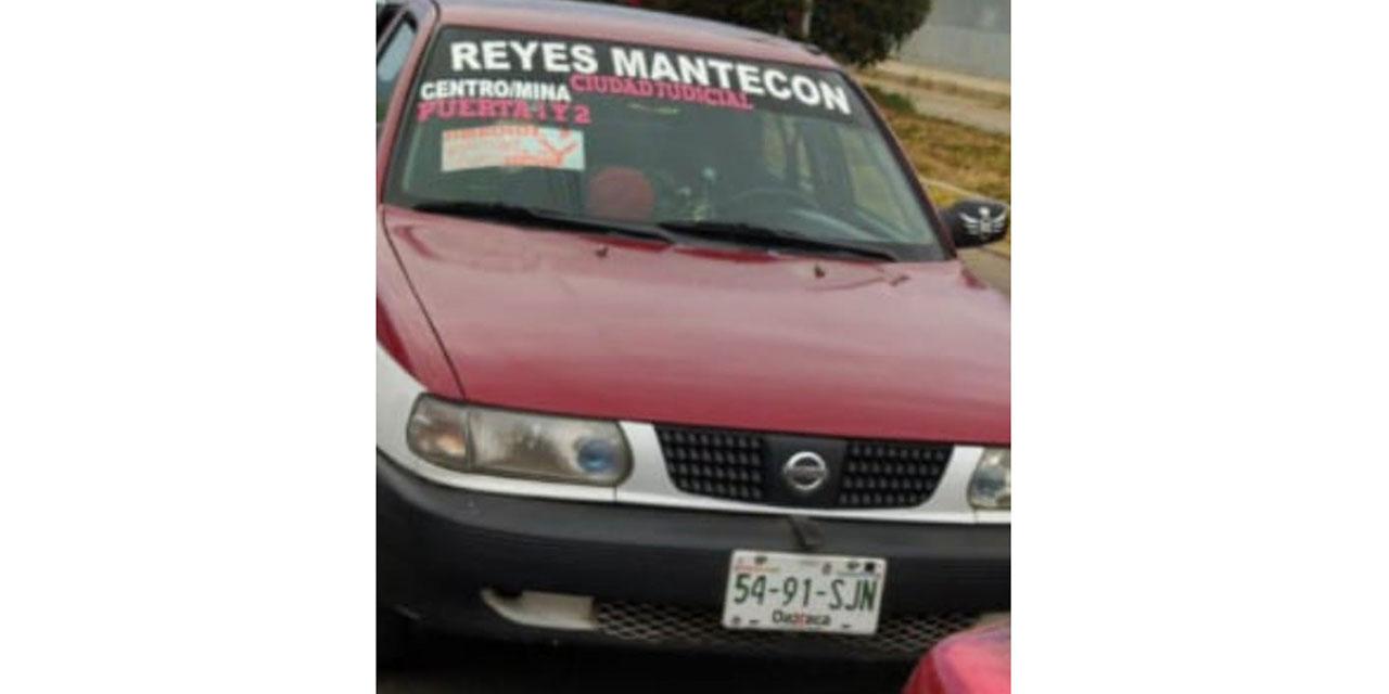 Roban taxi a punta de pistola   El Imparcial de Oaxaca