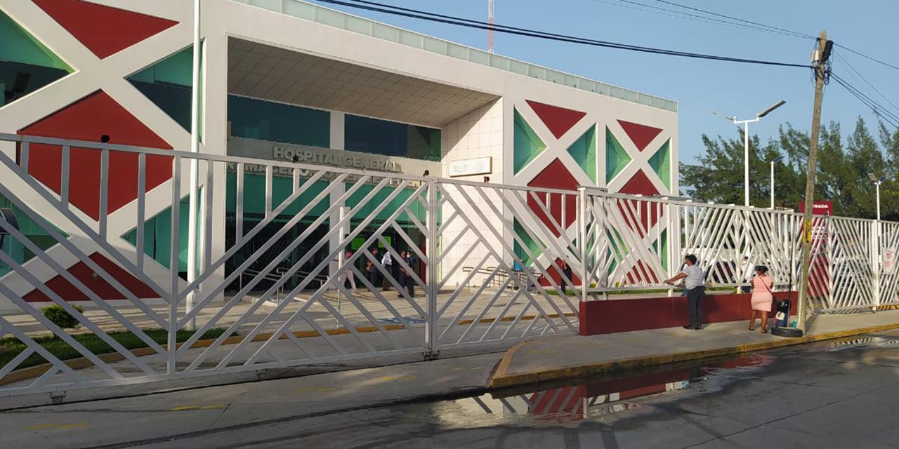 Trabajador del hospital de Juchitán, en estado crítico por Covid-19   El Imparcial de Oaxaca