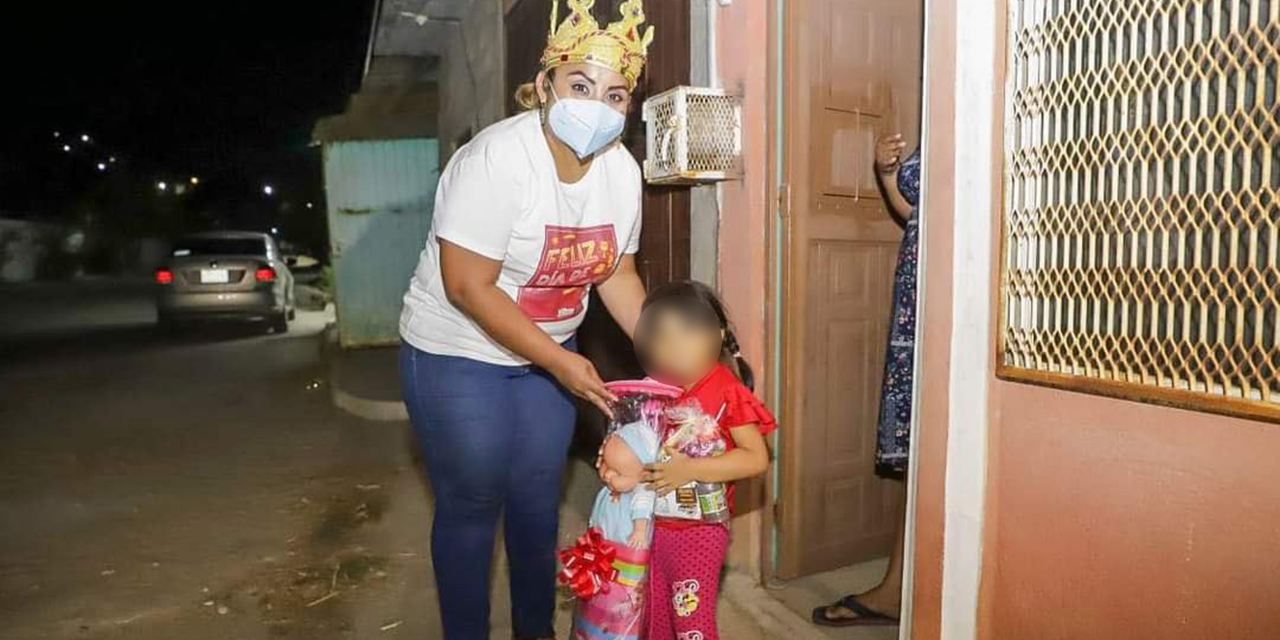 Alcaldesa de Tehuantepec promociona su imagen   El Imparcial de Oaxaca