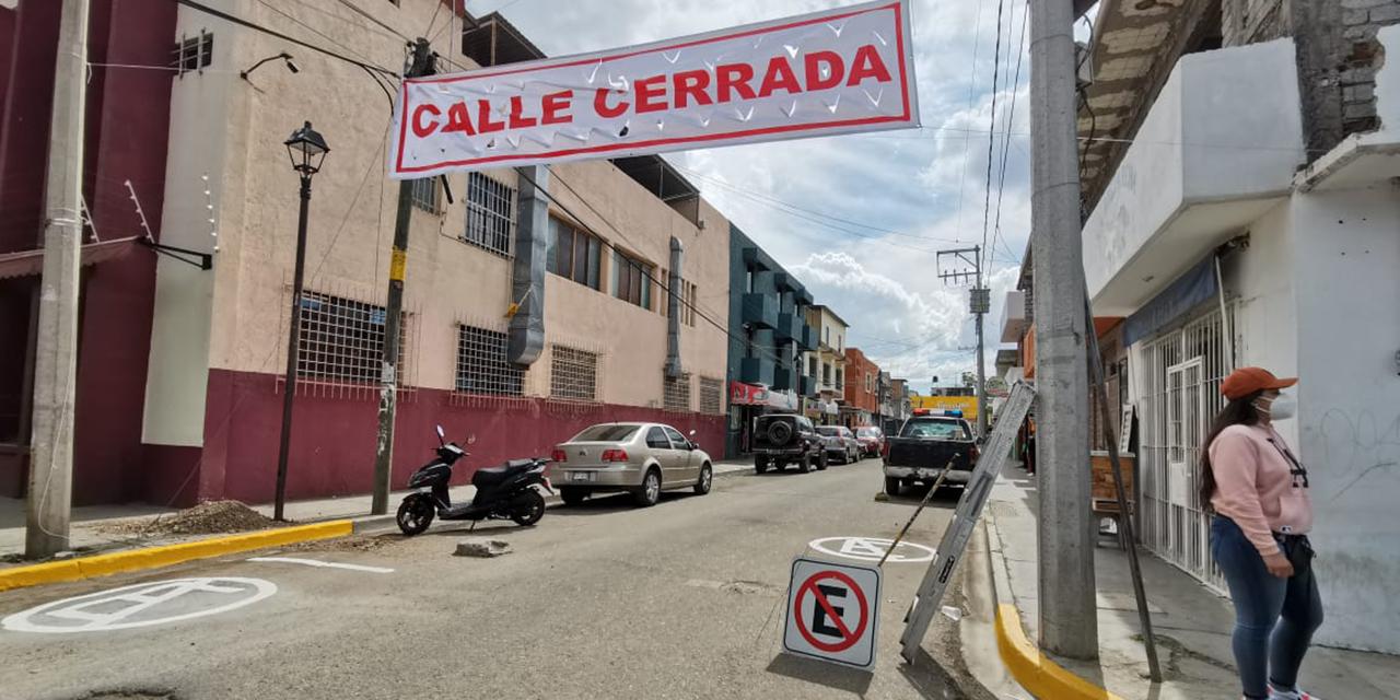 Cierran paso a colocación de ambulantes en Nuño del Mercado   El Imparcial de Oaxaca