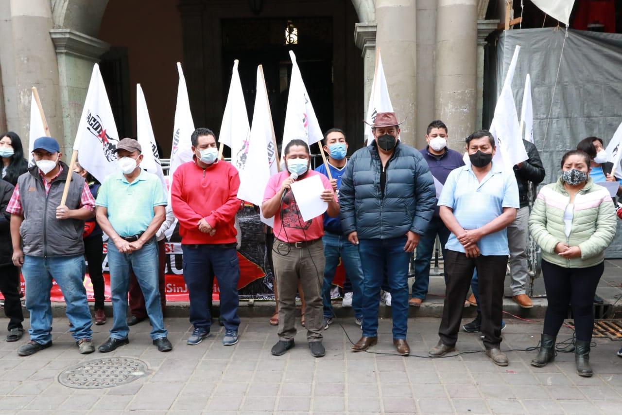 Reiteran exigencia de justicia para Tomás Pinacho y víctimas de Huazantlán del Río   El Imparcial de Oaxaca
