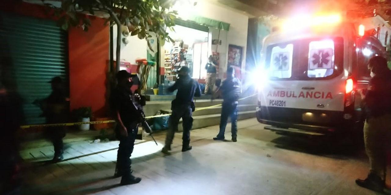 Atropellan a motociclista en Huajuapan