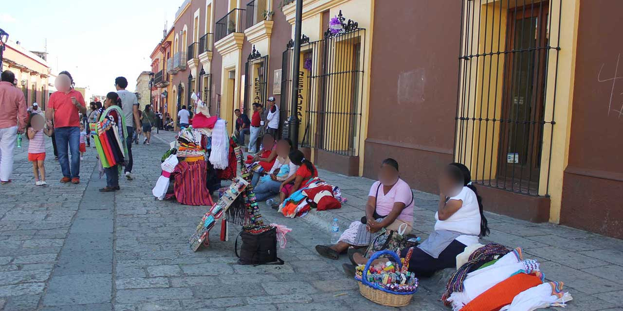 Ambulantes abundan, comercio en crisis | El Imparcial de Oaxaca