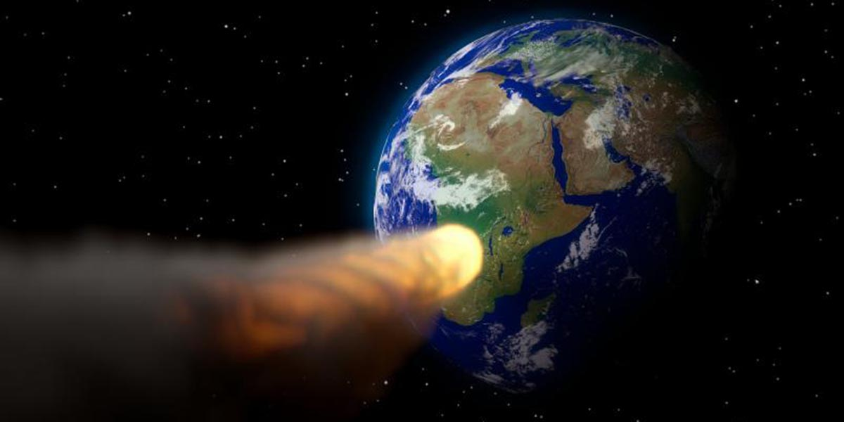 Asteroide 2009 FJ1: Revelan fecha de colisión con la Tierra | El Imparcial de Oaxaca