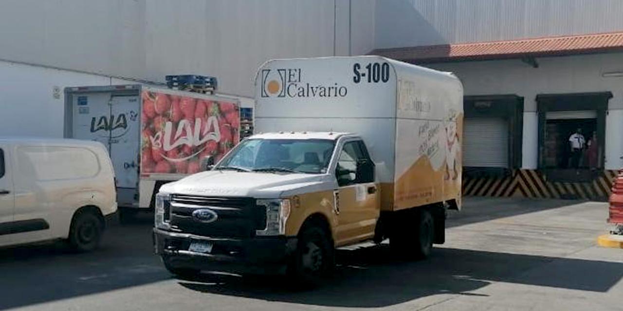 Llevaba camioneta con reporte de robo   El Imparcial de Oaxaca
