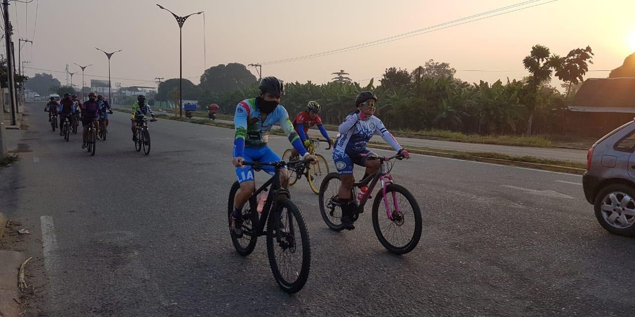 Anuncia club Gómez carrera de ciclismo