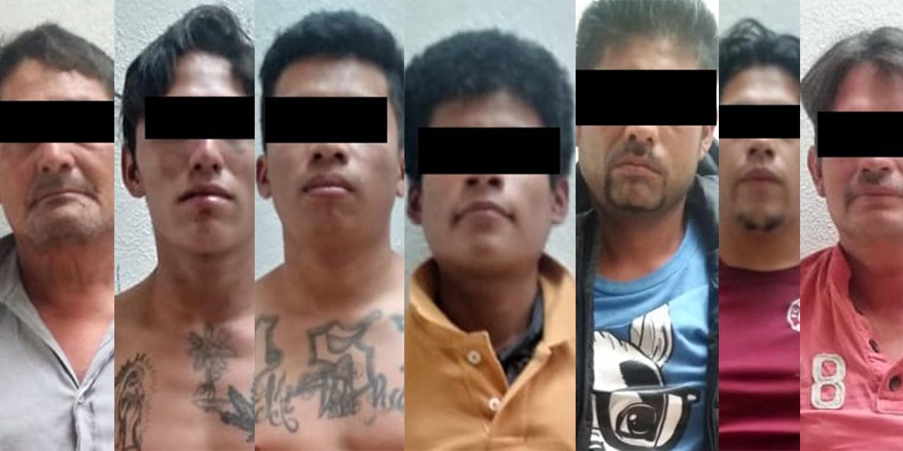 Violenta disputa en el centro de Oaxaca   El Imparcial de Oaxaca