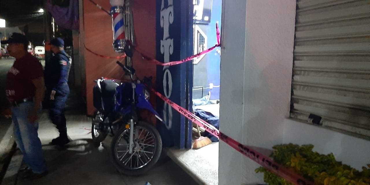 Asesinato de barbero es investigado | El Imparcial de Oaxaca