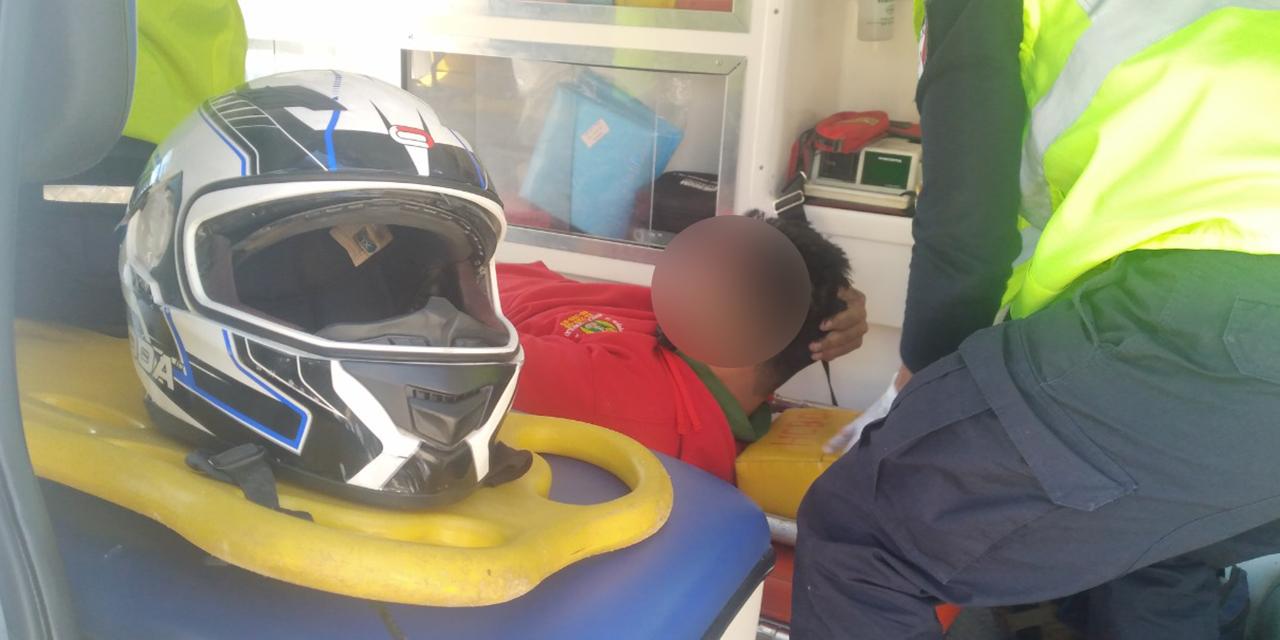 Imprudencia provoca accidente en Hacienda Blanca   El Imparcial de Oaxaca