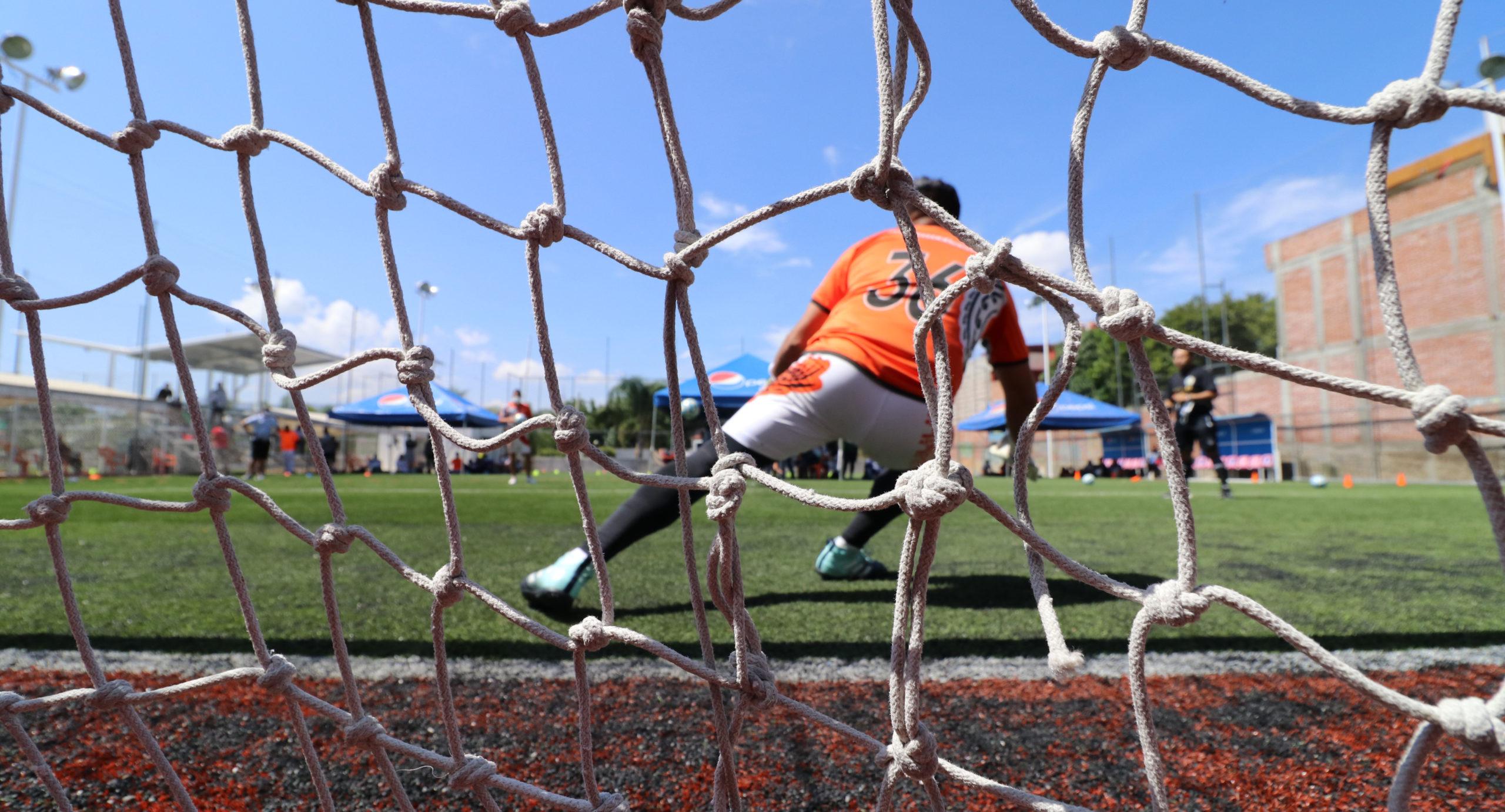 Retoman actividad empresarial del Futbol 7   El Imparcial de Oaxaca