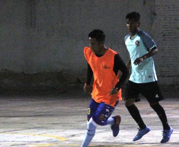 El Barrio reanuda actividades en su liga
