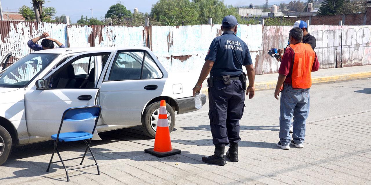 Enfrentan autoridades 250 quejas por filtros antiCovid   El Imparcial de Oaxaca