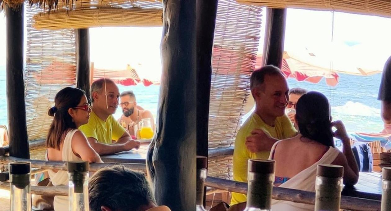 Con semáforo naranja, López Gatell disfruta de las playas de Oaxaca | El Imparcial de Oaxaca