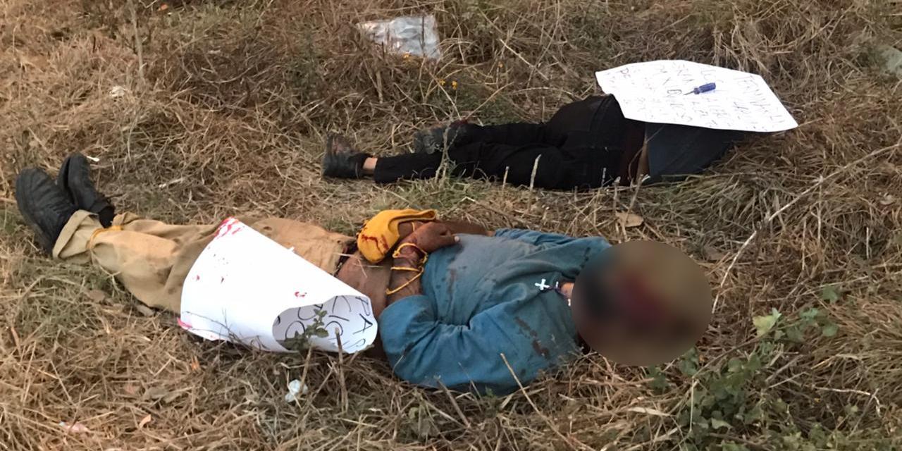 Sin pistas de los asesinos en Arrazola | El Imparcial de Oaxaca
