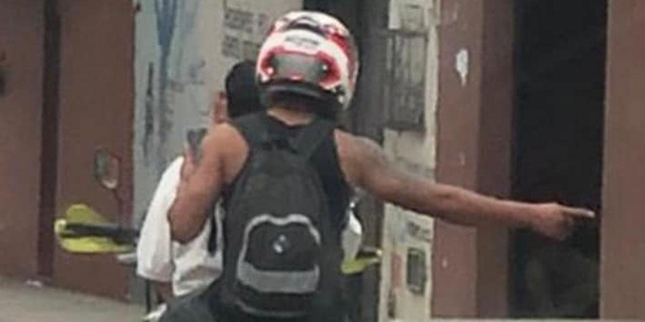 Exhiben a ladrones de Santa Rosa | El Imparcial de Oaxaca