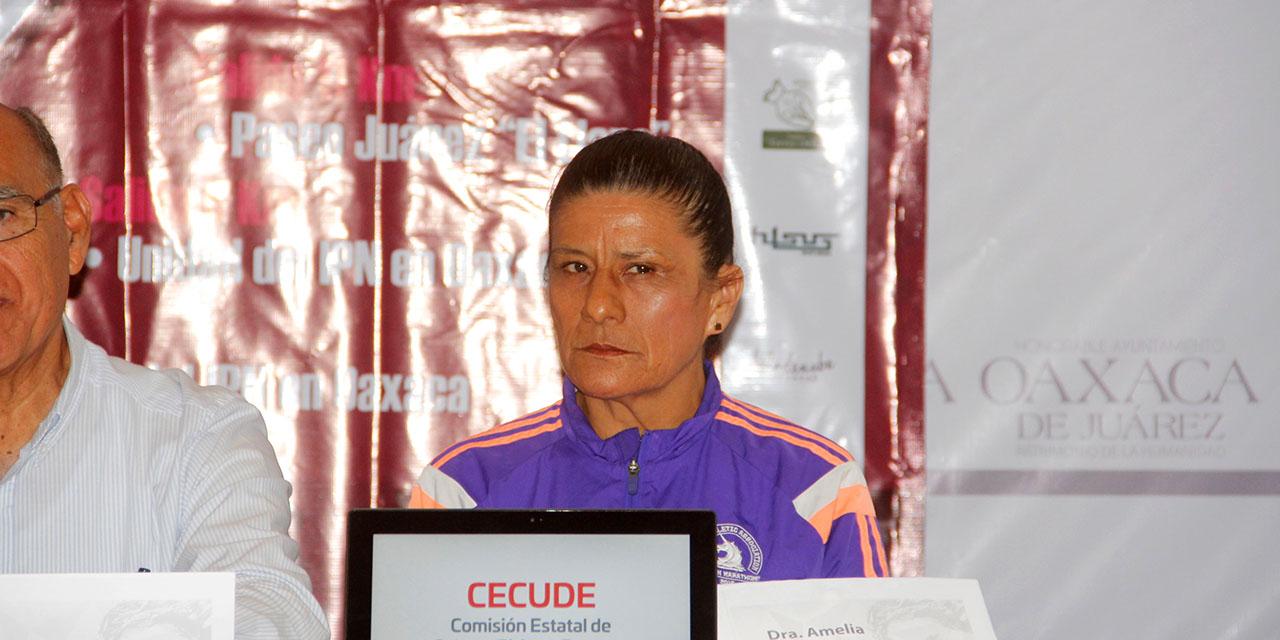 Regresa a los entrenos maratonista Amelia García | El Imparcial de Oaxaca