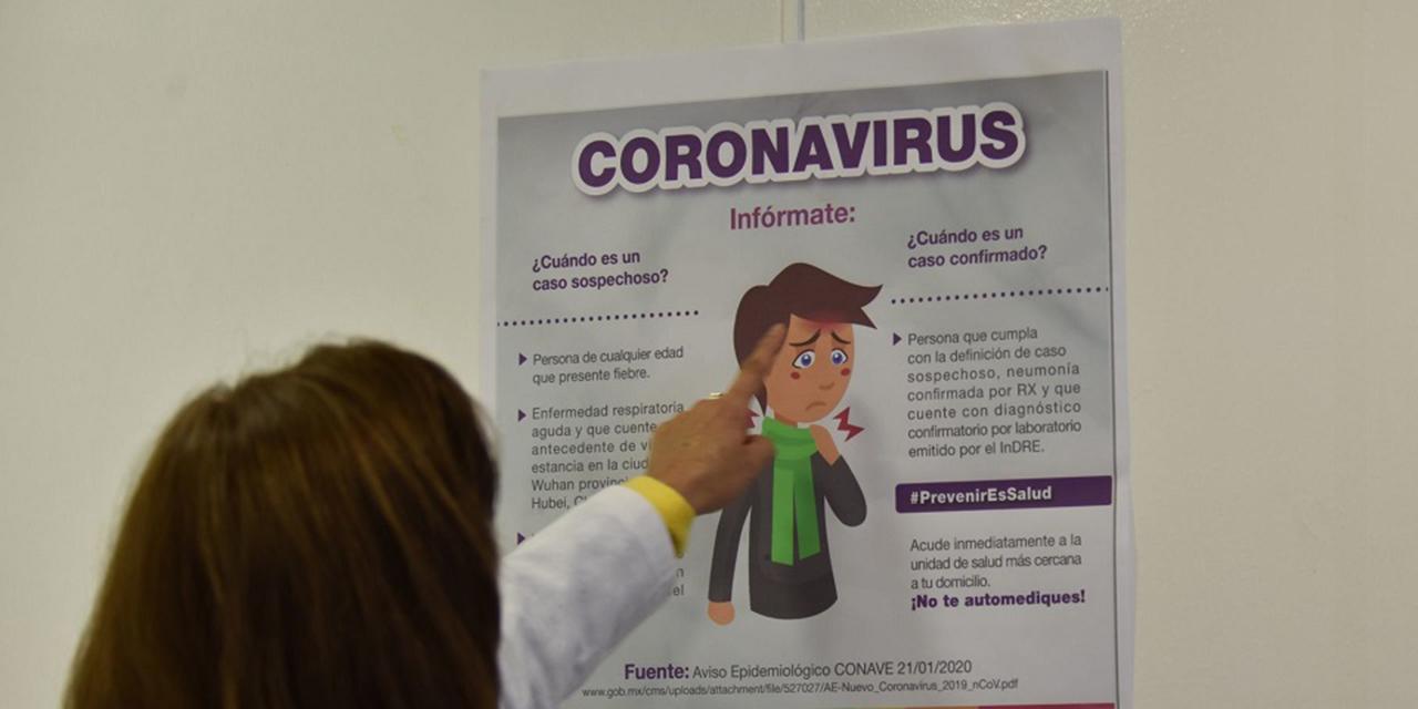 Alcanza SARS-CoV-2 a la clase política local | El Imparcial de Oaxaca