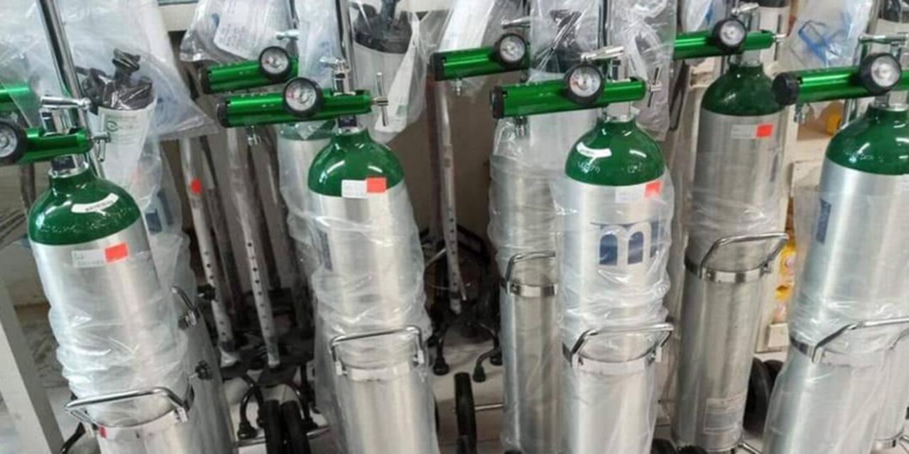 Piden al Gobierno del Estado adquirir tanques de oxígeno   El Imparcial de Oaxaca