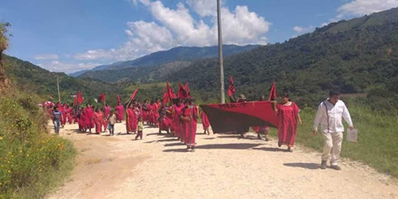 Emite CNDH medidas cautelares para pobladores de zona Triqui | El Imparcial de Oaxaca