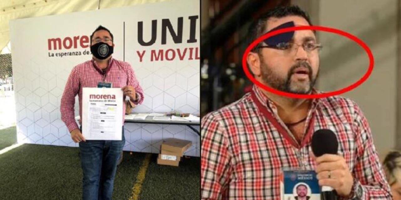 Video: Paul Velázquez, el polémico bloguero que busca ser diputado federal por Morena | El Imparcial de Oaxaca