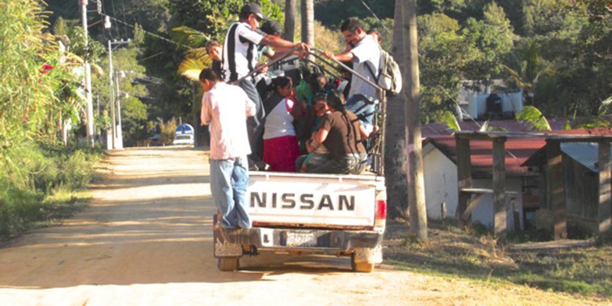 Deja Sinfra obra inconclusa y reporta como terminada   El Imparcial de Oaxaca