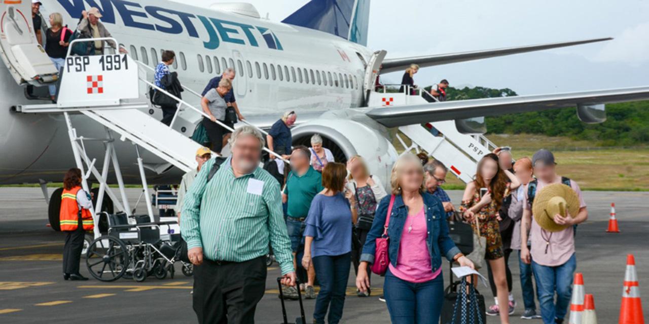 Vacío de 2.3 mdd al mes por veto de Canadá en vuelos a Oaxaca | El Imparcial de Oaxaca