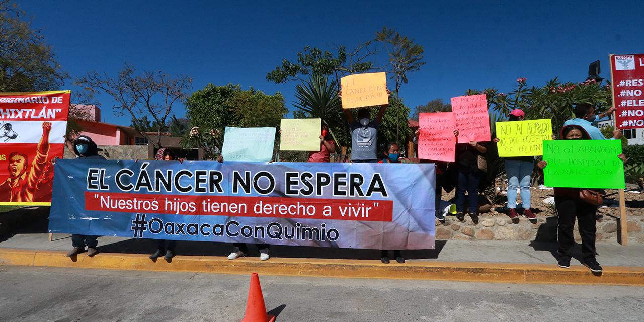 Han muerto 8 niños y niñas con cáncer por falta de medicamento en Oaxaca | El Imparcial de Oaxaca